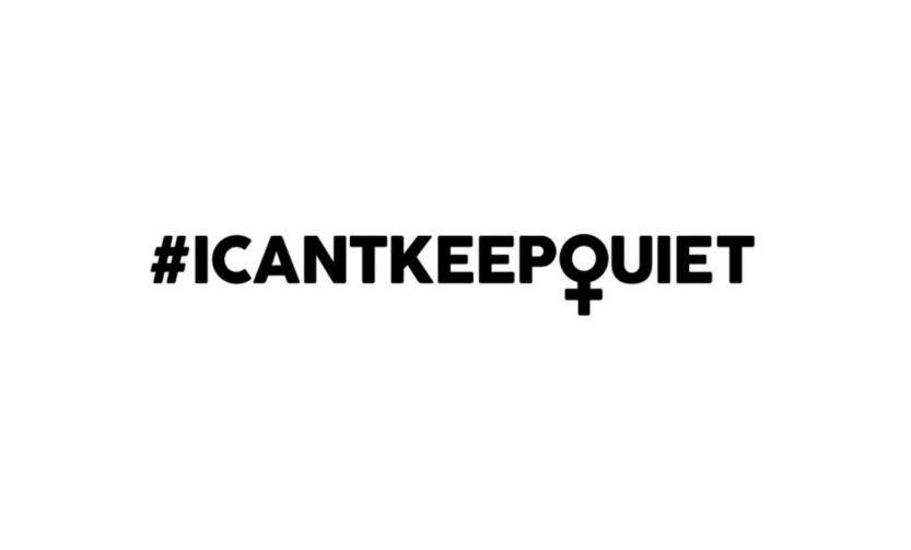 #ICANTKEEPQUIET by Milck